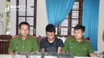 Đối tượng cộm cán ôm 4kg ma túy đá chống trả quyết liệt khi bị vây bắt ở TP Vinh