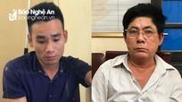 Bắt 2 đối tượng trong đường dây mua bán ma túy và súng, đạn ở Nghệ An