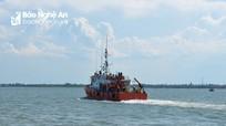Thủy thủ tàu Container mất tích trên biển