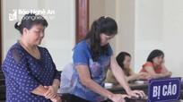 Kế toán, thủ quỹ trường học ở Nghệ An tham ô tiền tỷ