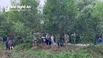 Nam thanh niên tử vong cạnh bao tải đựng chó trong rừng tràm