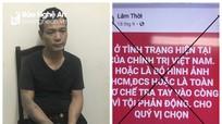 Nghệ An: Phát hiện, xử lý 12 vụ, 24 bị can phạm tội xâm phạm an ninh quốc gia