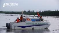 Ngư dân Nghệ An rơi xuống biển mất tích khi đang đánh bắt hải sản