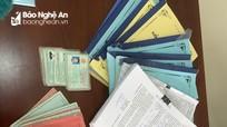 Nghệ An: Bắt nhóm cho vay tín dụng đen đăng ảnh bêu xấu con nợ trên Facebook