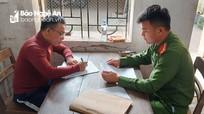 Tình tiết bất ngờ khiến  'siêu trộm' Nghệ An sa lưới tại Hà Tĩnh