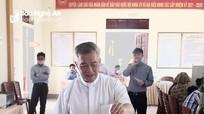 Các chức sắc, chức việc, tín đồ tôn giáo ở Nghệ An đi bầu cử