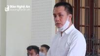 Do nợ nần, giám đốc công ty ở Nghệ An làm giả đăng ký ô tô đem cầm cố