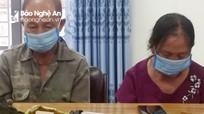 Cặp vợ chồng ở Nghệ An dùng heroin trả công cho người làm rẫy thuê