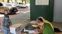 Một phụ nữ ở thành phố Vinh dương tính ma túy, không có giấy tờ khi ra đường