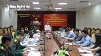 Góp ý luật dự thảo luật ở Nghệ An: Có cần thiết ban hành Luật An ninh mạng?