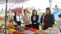 Chưa quan tâm đến quản lý vệ sinh an toàn thực phẩm tại lễ hội đền Bạch Mã