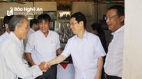 """Đồng chí Nguyễn Xuân Sơn: Khắc phục tình trạng """"tre già mà măng chưa mọc"""""""
