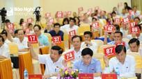 HĐND tỉnh thông qua 12 nhóm nhiệm vụ trọng tâm 6 tháng cuối năm 2018