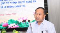 Đồng chí Nguyễn Viết Hưng được bầu làm Bí thư Huyện ủy Yên Thành