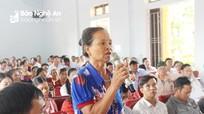 Nam Đàn: Hơn 2.000 trường hợp chưa được cấp giấy chứng nhận quyền sử dụng đất