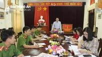 Giám sát hoạt động kinh doanh dịch vụ karaoke, lưu trú tại Anh Sơn.