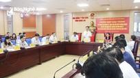 Nghệ An: Giải trình tiến độ cấp 'bìa đất' với Thường trực HĐND tỉnh