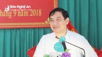Thị xã Hoàng Mai cần quan tâm, đôn đốc giải quyết kịp thời kiến nghị của cử tri