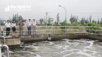 Bất cập trong phân cấp quản lý hệ thống xử lý nước thải tại KCN Nam Cấm
