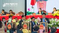 Kết quả lấy phiếu tín nhiệm các chức danh do HĐND tỉnh Nghệ An bầu