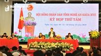 HĐND tỉnh thông qua 22 nghị quyết và bế mạc kỳ họp thứ 8
