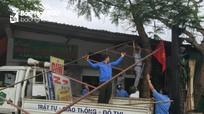Phó Chủ tịch UBND TP. Vinh: Giải tỏa lấn chiếm vỉa hè cần một thời gian quá độ