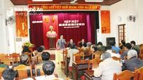 Hưng Nguyên: Gặp mặt hơn 120 cán bộ, đảng viên vùng đặc thù