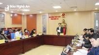 HĐND tỉnh Nghệ An sẽ giám sát công tác đấu giá quyền sử dụng đất