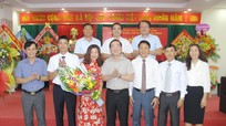 Bổ nhiệm các chức danh lãnh đạo Trung tâm Văn hóa, Thể thao và Truyền thông TP. Vinh