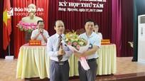 Hưng Nguyên bầu bổ sung Ủy viên UBND huyện nhiệm kỳ 2016 - 2021