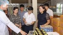 Trưởng ban Tuyên giáo Tỉnh ủy: Tránh việc ứng dụng khoa học công nghệ chỉ dừng lại ở mô hình