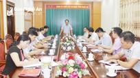 Thường trực Tỉnh ủy Nghệ An sẽ gặp mặt hơn 800 trưởng, phó phòng các sở, ngành cấp tỉnh