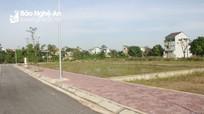 Thành phố Vinh: 'Hội cò đất' đấu giá gây khó khăn cho người có nhu cầu thực sự
