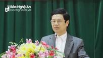 Phó Bí thư Thường trực Tỉnh ủy Nguyễn Xuân Sơn: Dân vận là làm cho dân tin, dân nghe, dân làm theo