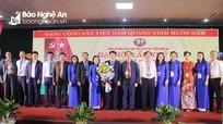 Đảng bộ Ngân hàng TMCP Đầu tư và Phát triển Nghệ An đại hội nhiệm kỳ 2020 - 2025