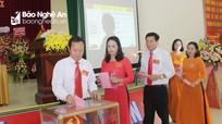 Đại hội Đảng bộ xã Hưng Đạo (Hưng Nguyên) nhiệm kỳ 2020 - 2025