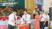 Đại hội Đảng bộ xã Thanh Liên bầu trực tiếp Ban Thường vụ và Bí thư, Phó Bí thư