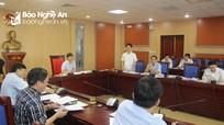 HĐND tỉnh Nghệ An cho chủ trương đầu tư 8 công trình, dự án trọng điểm