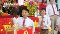 Đại hội đại biểu Đảng bộ xã Thanh Tiên (Thanh Chương) nhiệm kỳ 2020 - 2025
