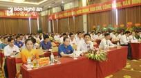 Khai mạc phiên trù bị Đại hội đại biểu Đảng bộ huyện Con Cuông nhiệm kỳ 2020 - 2025