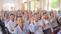 Đại hội đại biểu Đảng bộ xã Hưng Nghĩa (Hưng Nguyên) nhiệm kỳ 2020 - 2025