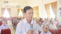 Người dân Diễn Châu 'khát' nước sạch khi dự án 20 tỷ 'treo' hàng chục năm