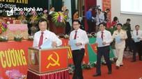 Danh sách Ban Chấp hành Đảng bộ, Ban Thường vụ Huyện ủy Tương Dương nhiệm kỳ 2020 - 2025