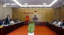 Nghệ An và Sơn La bàn phương án hợp tác phát triển công nghiệp chế biến nông lâm sản