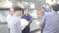 Hội Nông dân tỉnh Thái Nguyên ủng hộ nông dân Nghệ An bị thiệt hại do ngập lụt