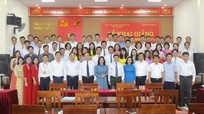 Khai giảng lớp Cao cấp lý luận chính trị khóa 2020 - 2022 tại Nghệ An