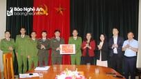 Trưởng Ban Tuyên giáo Tỉnh ủy thăm, chúc Tết tại huyện Hưng Nguyên