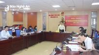 Hội thảo góp ý xây dựng cuốn lịch sử Hội đồng nhân dân tỉnh Nghệ An (1946 - 2021)