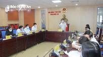 Ủy ban Bầu cử tỉnh Nghệ An công bố danh sách những người trúng cử đại biểu HĐND tỉnh