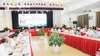 HĐND tỉnh Nghệ An họp báo công bố kỳ họp thứ hai, nhiệm kỳ 2021 - 2026
